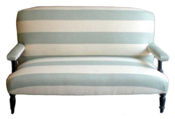 Napolean III-Style Sofa