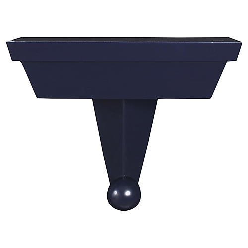 Gimlet Wall Bracket, Midnight
