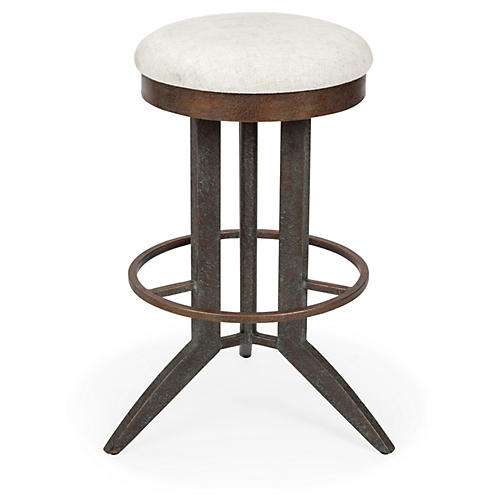 Thea Barstool, Copper Moss