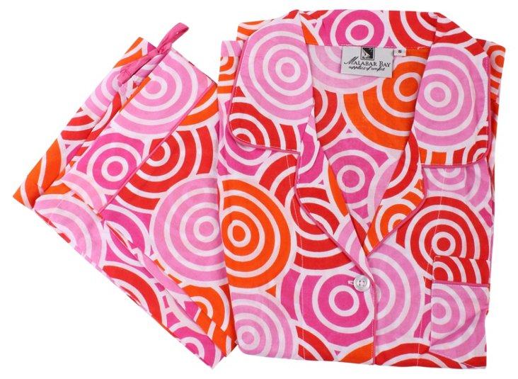 Jubilee Pink Pajama Set