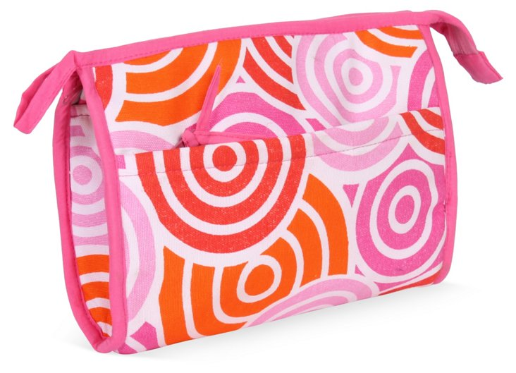 Jubilee Cosmetic Case, Pink