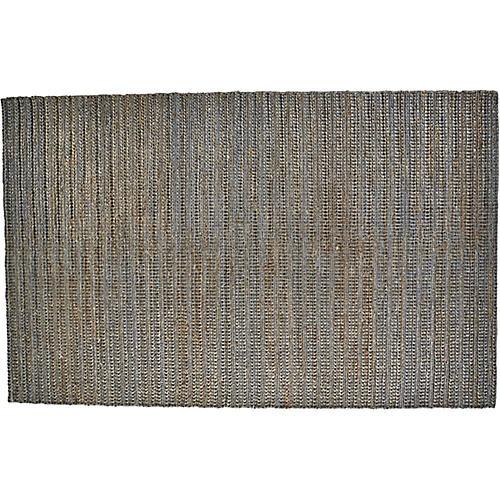 Elston Flat-Weave Rug, Stone