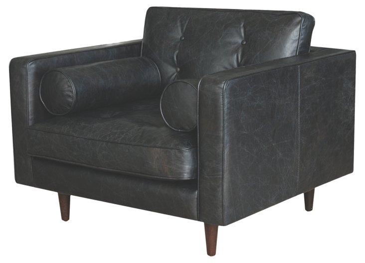 Johnathon Chair, Black