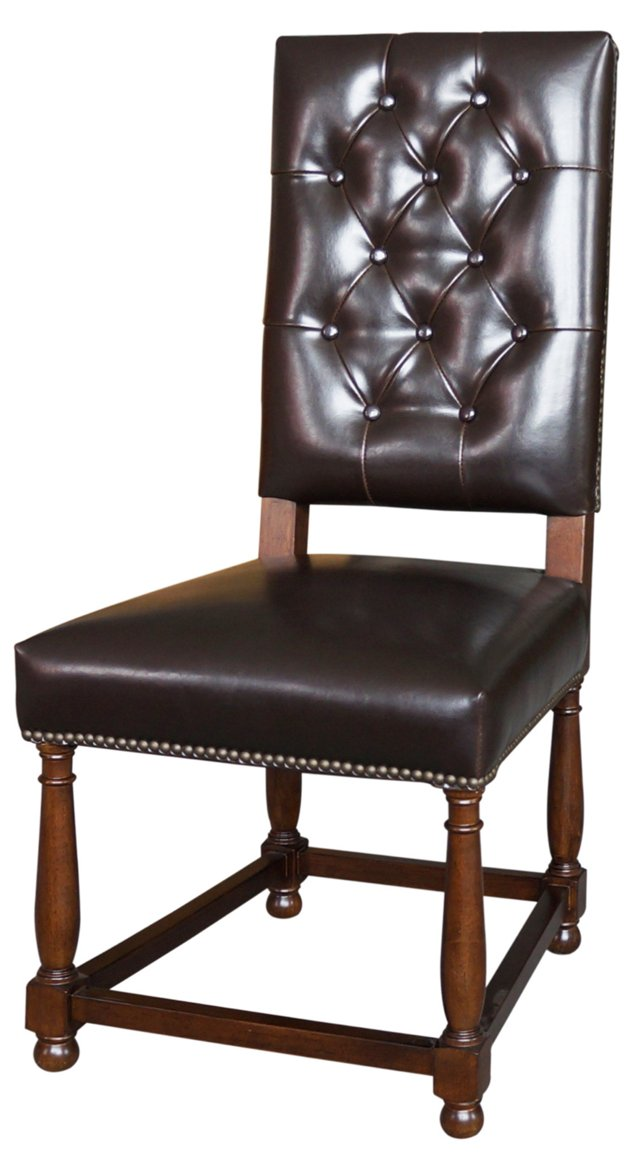 DNU,OAllison Tufted Dining Chair
