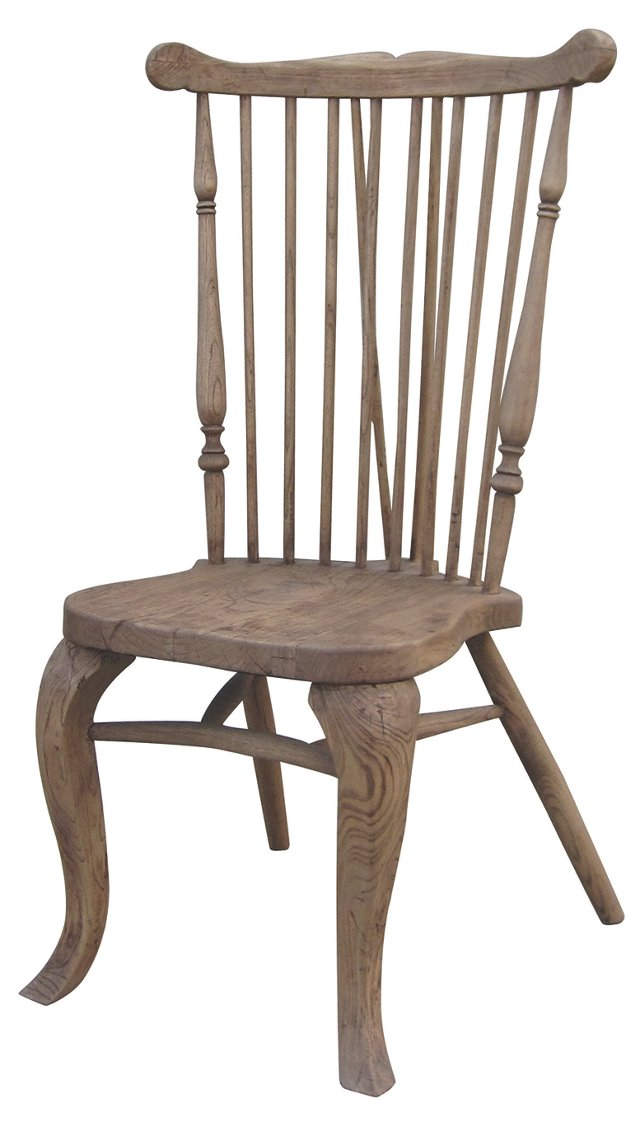 Franny Dining Chair, Natural