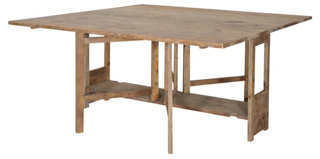 "Tantivy 65"" Dining Table"