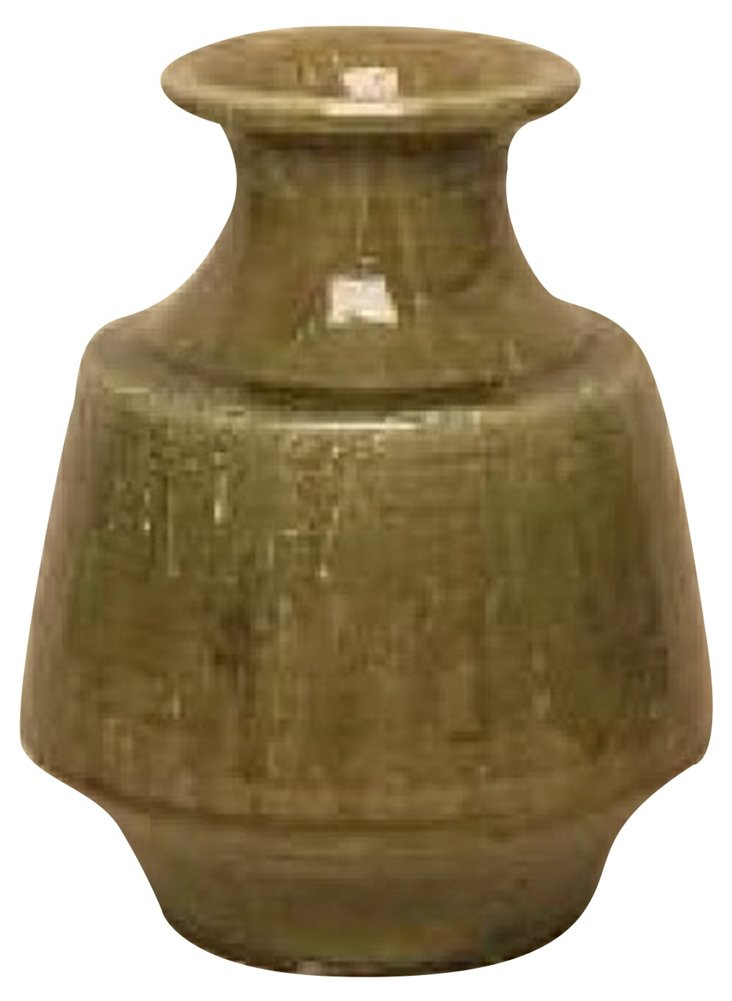 """Shanti 10"""" Vase"""