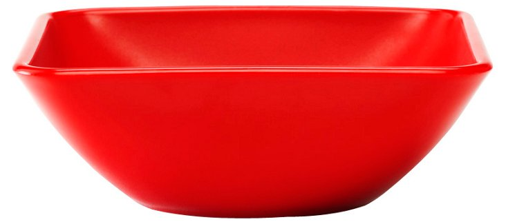 Carina Serving Bowl, Red