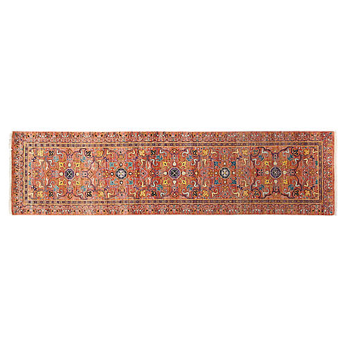 "2'7""x10' Terry Runner, Terracotta"