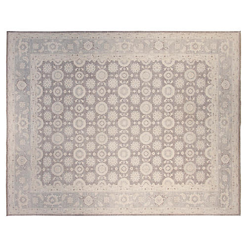 9'x12' Ashley Rug, Gray