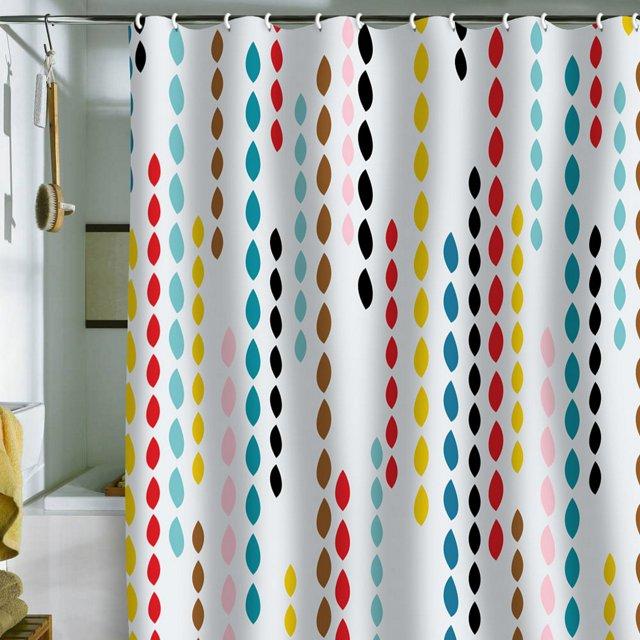 Howell Nolita Drops Shower Curtain