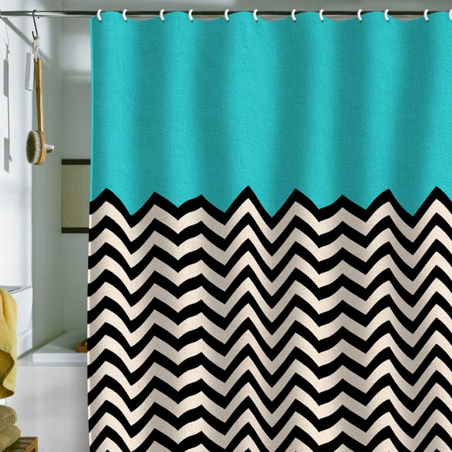 Bianca Follow The Sky Shower Curtain