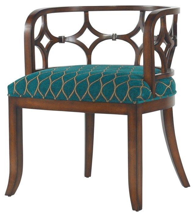 Chelsea Chair, Green