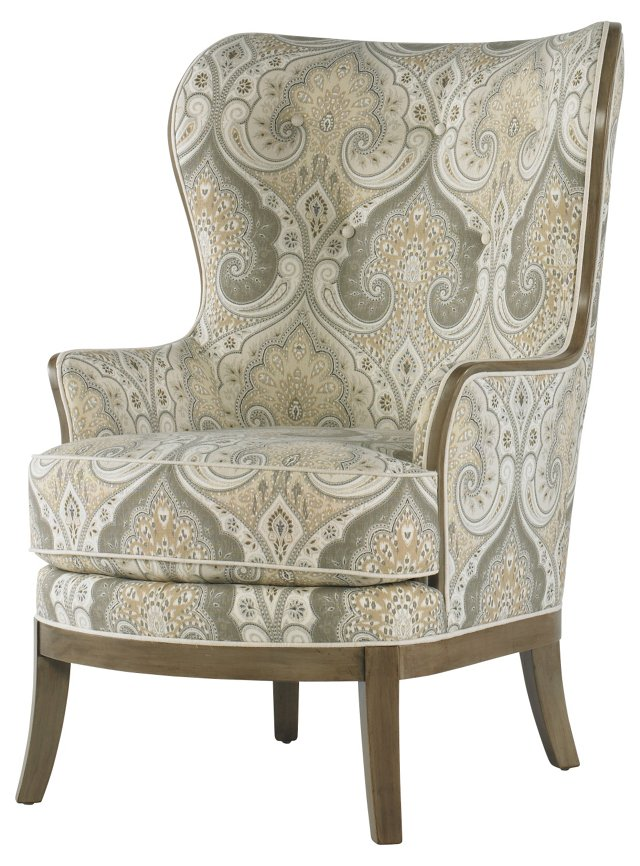 Charlotte Wing Chair