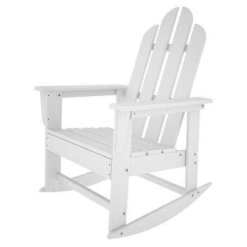 Long Island Rocker, White