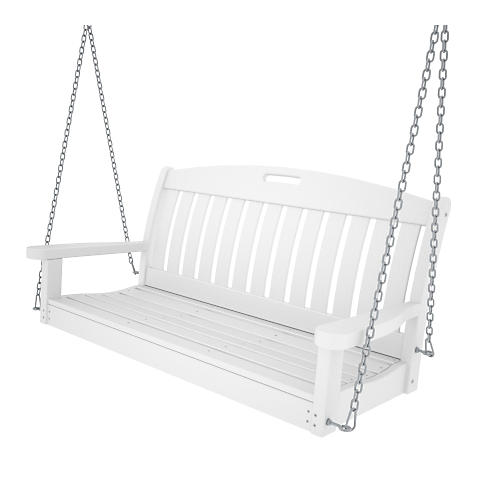 Nautical Swing, White