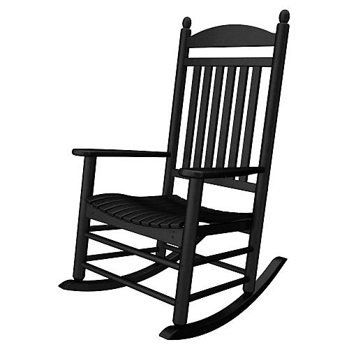 Jefferson Rocker, Black