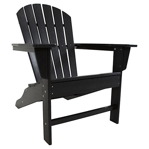 South Beach Adirondack, Black
