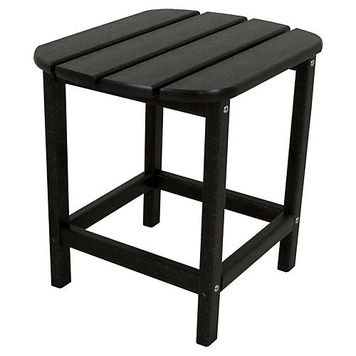 South Beach Side Table, Black