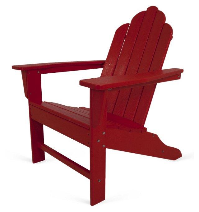 Brewster Adirondack, Red