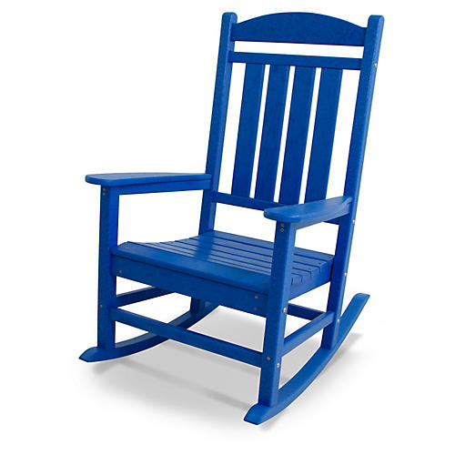 Presidential Rocker, Pacific Blue