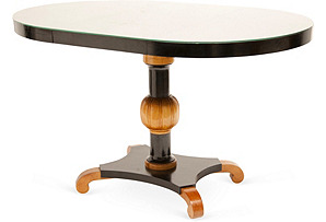 Biedermeier-Style Table