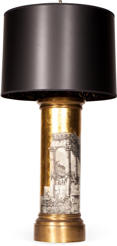 1960s Fornasetti-Style Lamp II