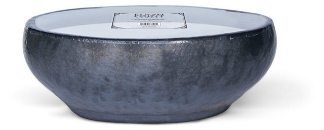 23-Wick Gunmetal Candle, Unscented