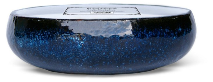 17-Wick Mission Blue Candle, Unscented