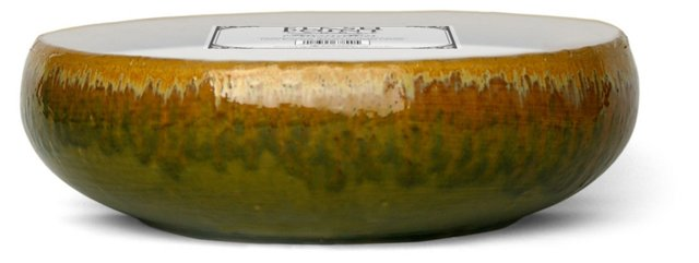 17-Wick Gold Candle, Unscented