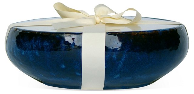 12-Wick Mission Blue Candle, Citronella