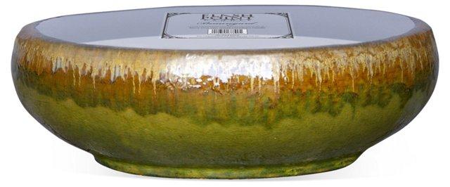 23-Wick Gold Candle, Citronella