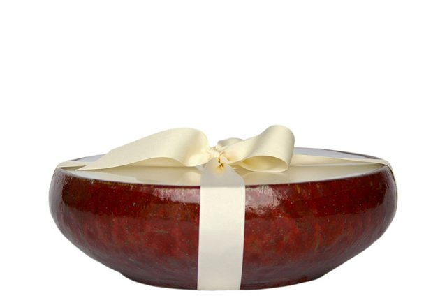 6-Wick Oxblood Candle, Citronella