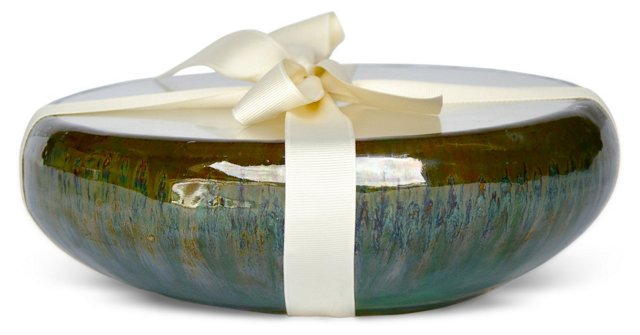 6-Wick Leaf Candle, Unscented
