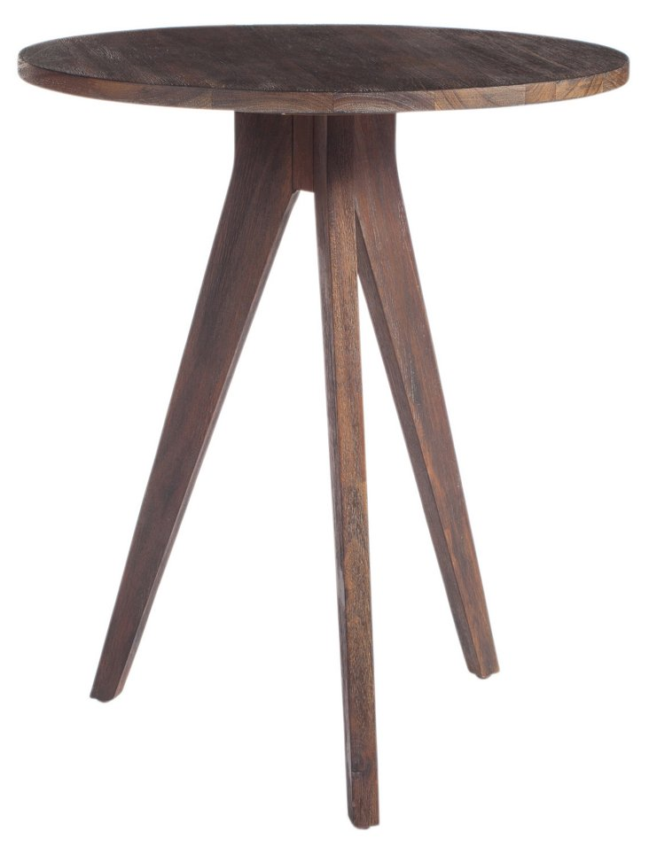 Paloma Accent Table, Cocoa