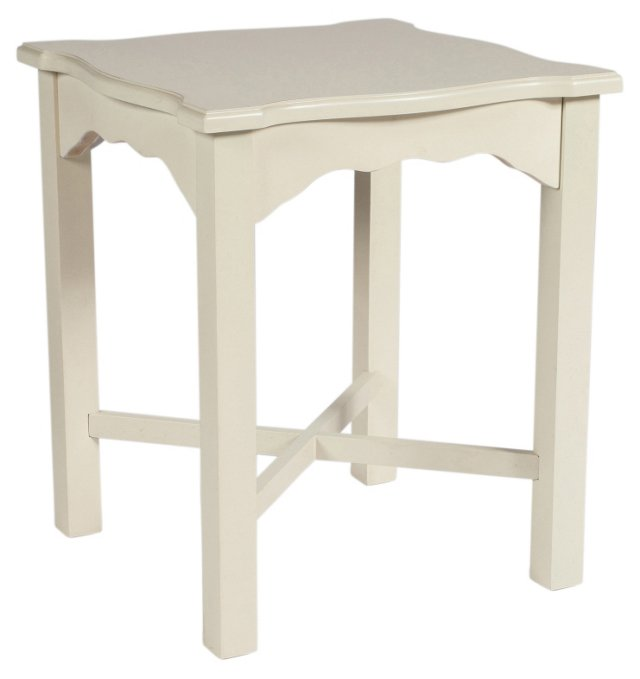 Willa Bunching Table, Cream