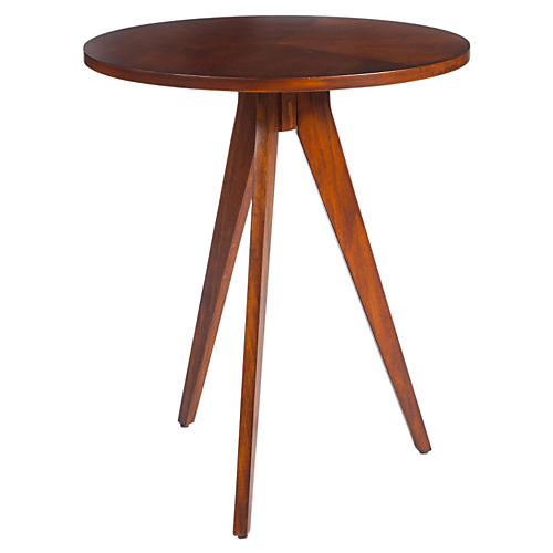 Lauren Side Table, Cherry
