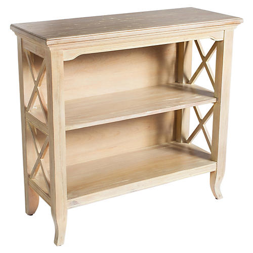 "Helen 35"" Bookcase, Birch"