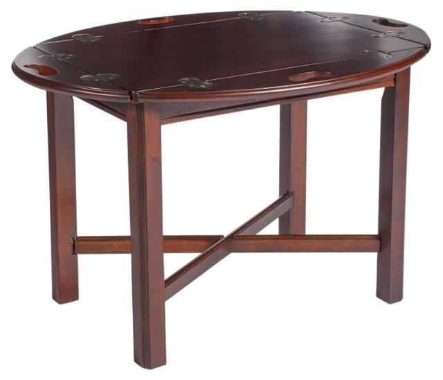 Frances Butler Table Cherry