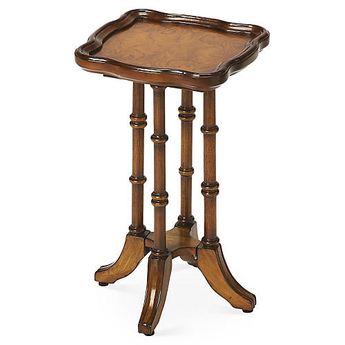 Moore Side Table, Toffee