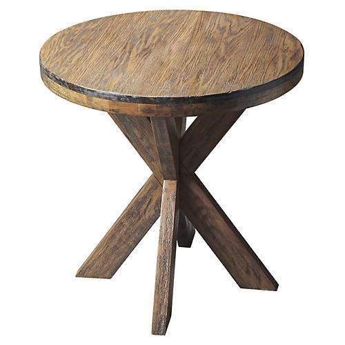 Carter Side Table, Praline