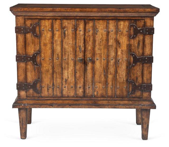 Riley Console Cabinet
