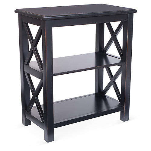 Lawrence Bookcase, Black