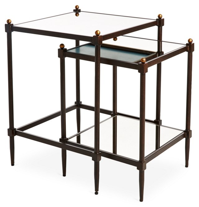 Edie Nesting Tables, Set of 2