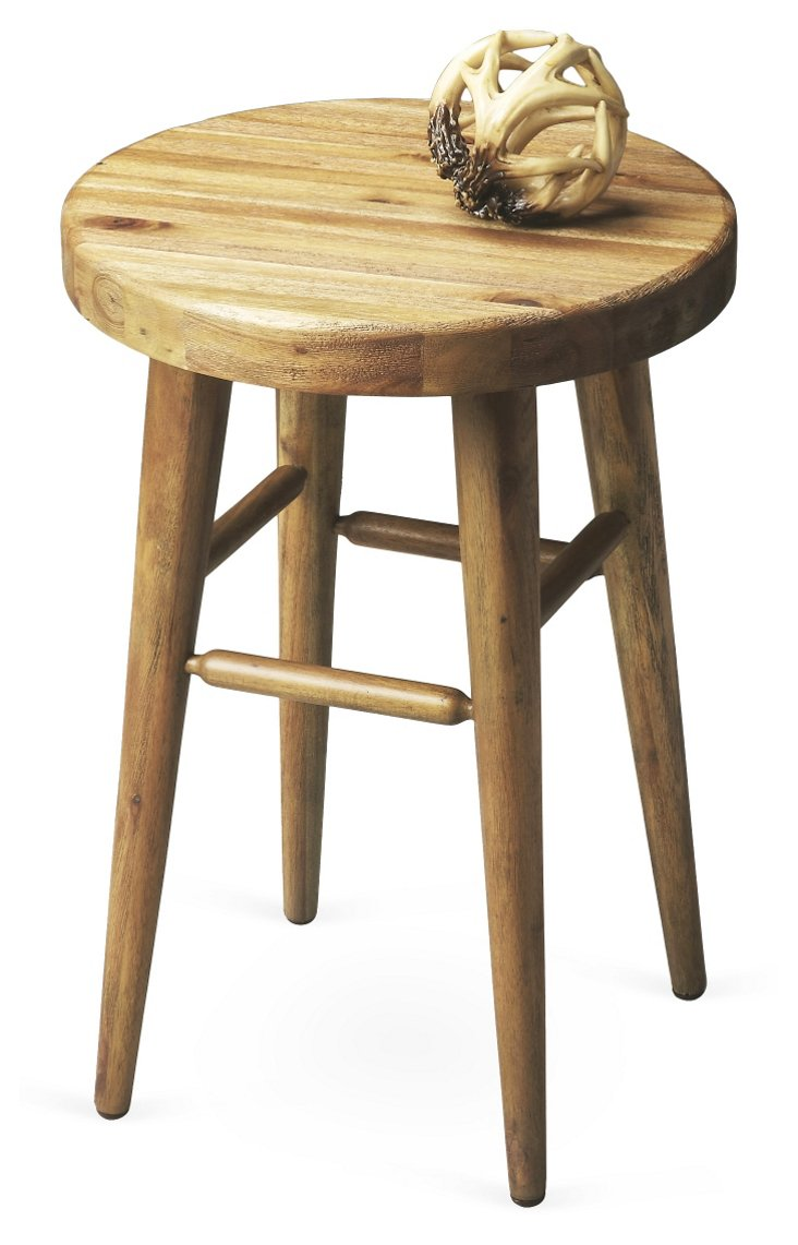 Courant Stool, Natural