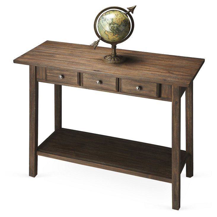 Jenner Console Table, Cocoa