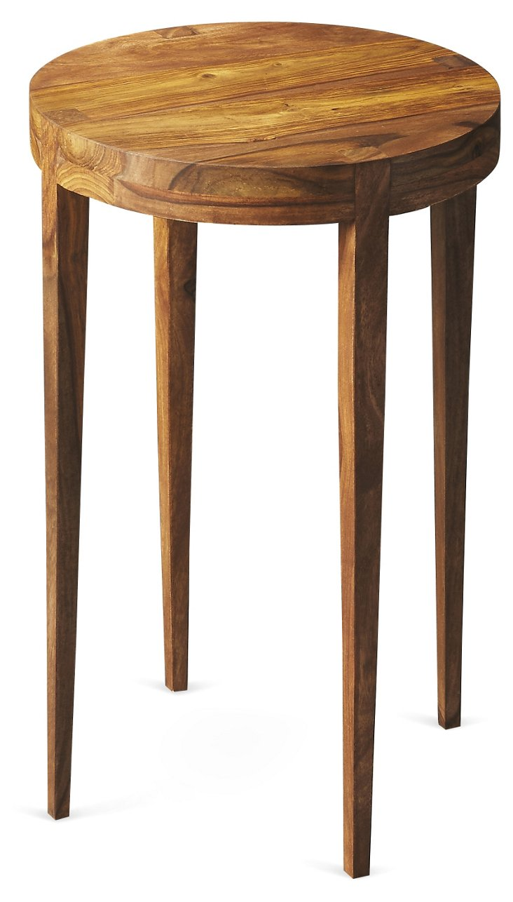 Amelia Side Table, Natural