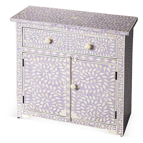 Arlington Cabinet, Lavender