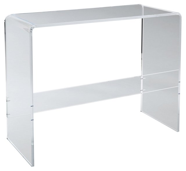 Asher Console, Clear