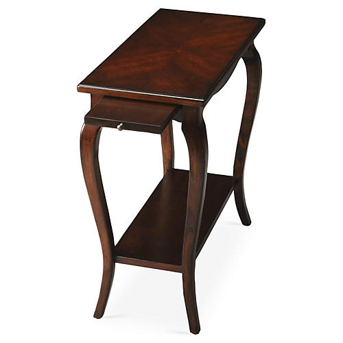 Jada Side Table, Espresso
